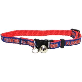 Collegiate Florida Gators Cat Collar