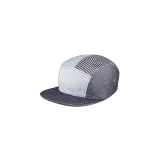 Overhead Ball Cap Striped Colorblock - O/S