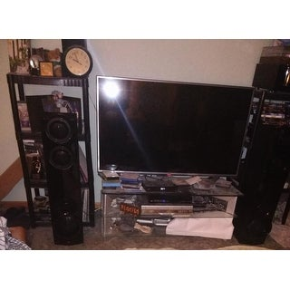 LG LHB675N 3D-Capable 1000W 4.2ch Blu-ray Disc Home Theater System - Black