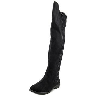 Style & Co Hadleyy Round Toe Synthetic Knee High Boot