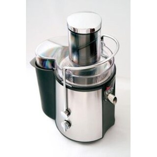 Koolatron KMJ-01 Total Chef Jucin' Juicer - STAINLESS STEEL