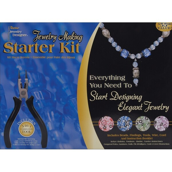 Jewelry Making Starter Kit-