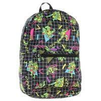 TMNT Backpack Teenage Muntant Ninja Turtles 80's Retro - One Size Fits most