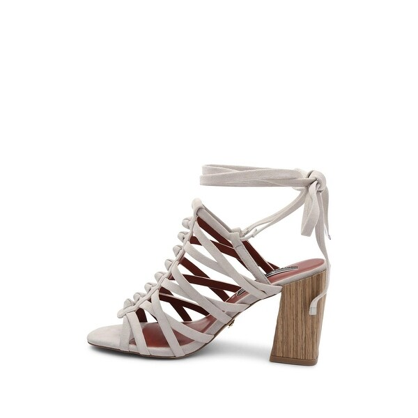 kensie Womens Sadira Open Toe Casual Strappy Sandals - 11