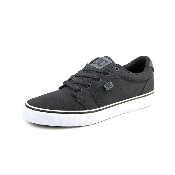 DC Shoes Anvil TX Round Toe Canvas Skate Shoe