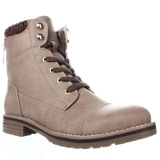 Tommy Hilfiger Omar2 Knit Top Combat Boots, Taupe Multi (3 options available)