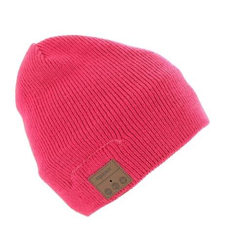 Upgraded Unisex Knit Bluetooth Hat/Headband Headphones Gifts forEveryone Stocking Stuffer w/Built-in Stereo Speakers
