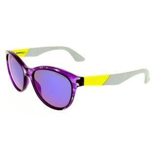 Carrera CA5011/S 8GV Camouflage Purple Wayfarer Sunglasses