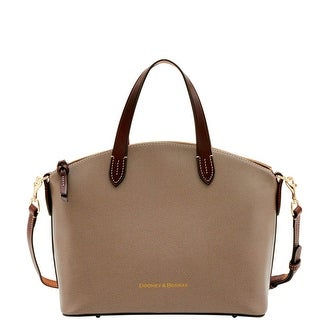 Dooney & Bourke Leather Small Gabriella (Introduced by Dooney & Bourke at $248 in Oct 2016) - Taupe