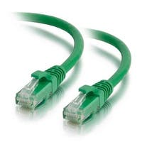6 in. Cat5e Snagless Unshielded-UTP Ethernet Network Patch Cable -