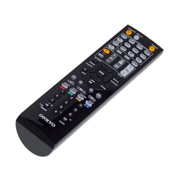 OEM Onkyo Remote Originally Shipped With: TX-NR727, TXNR727