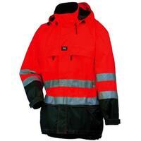 Helly Hansen Work Jacket Mens Potsdam Polyester Adjustable
