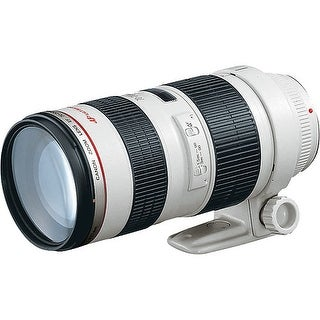 Canon EF 70-200mm f/2.8L USM Lens (International Model)
