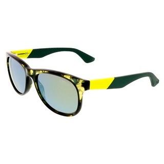 Carrera CA5010/S 08HC Camouflage Olive Wayfarer Sunglasses - 55-17-145