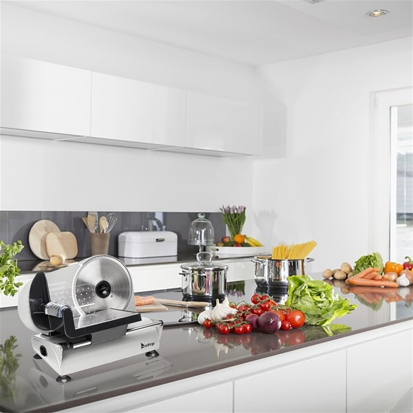 7.5 inch semi-automatic gear drives the home slicer - Medium