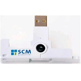 Scm Microsystems Scr3500 Portable Id1 Contact Smart Card Reader