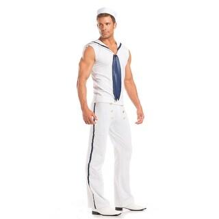 Men's Savvy Sailor Costume, Men's Sailor Costume