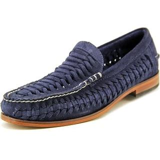 Florsheim Berkley Weave Moc Toe Suede Loafer