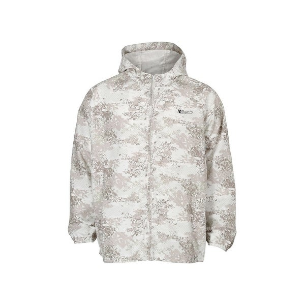 69ab2f2b4 Shop Rocky Outdoor Jacket Mens Stratum Emergency Venator Snow Camo HW00173  - Free Shipping Today - Overstock - 16536751