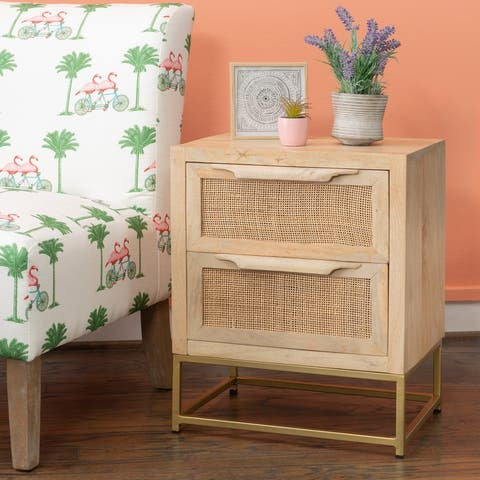 Spence Two Drawer Cabinet