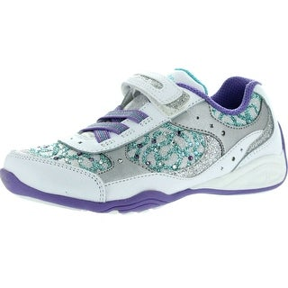 Stride Rite Girls Ss Lilac Fashion Sneakers