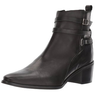 Charles David Womens hunter Closed Toe Ankle Fashion Boots - 8.5