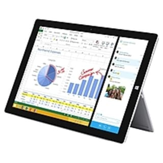 Microsoft Surface Pro 3 Tablet PC - Intel Core i7-4650U 1.7 GHz (Refurbished)