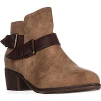 Seven Dials Yosepha Motorcycle Ankle Boots, Natural - 8 us