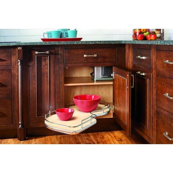 Rev-A-Shelf 5371-21-L  5371 Series Left Handed Blind Corner Base Cabinet