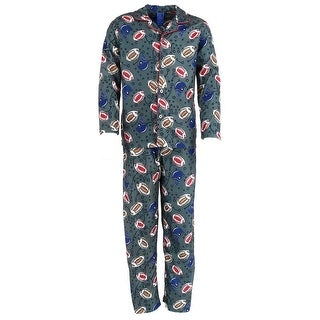 Only Boys Boy's Long Sleeve Long Leg Pajama Set