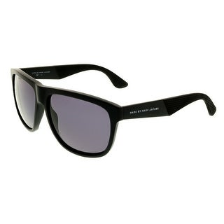 Marc Jacobs MMJ417/S 05WK Matte Black Wayfarer Sunglasses