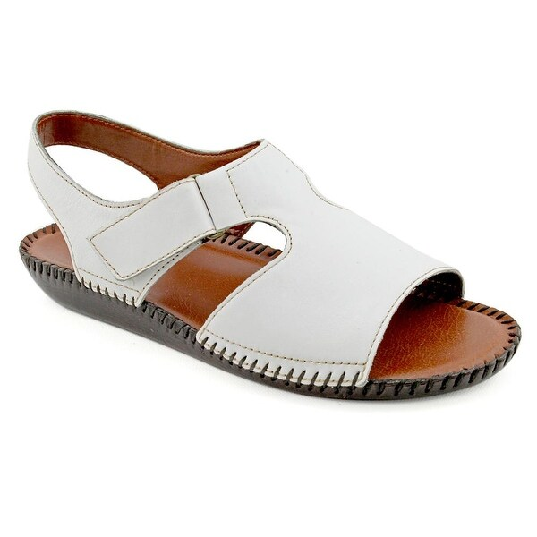 Auditions Sprite Womens White Sandals