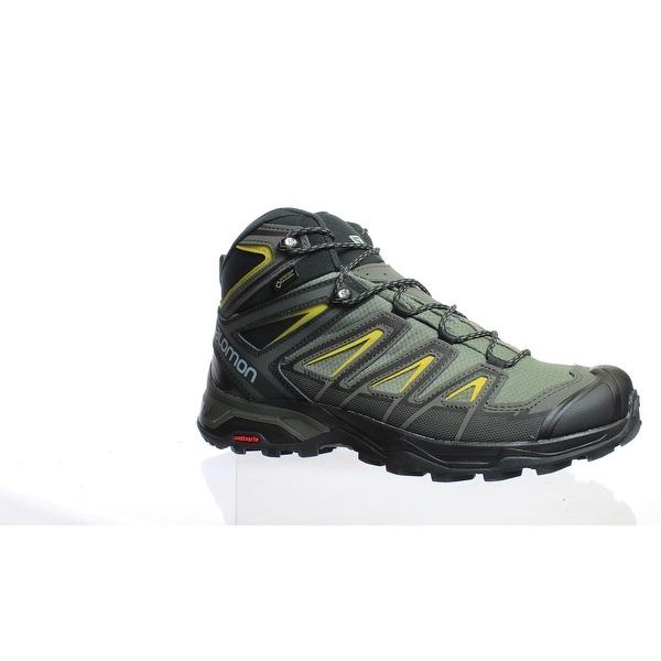 a4bdc922a7b Shop Salomon Mens X Ultra 3 Castor Gray Hiking Shoes Size 10.5 ...