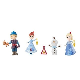 Hasbro Disney Princess Small Doll Collection Pack Toys - 4 Count