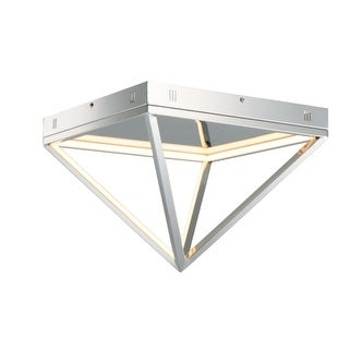 "ET2 E20811 Pyramid 15-3/4"" Wide LED Ceiling Fixture"