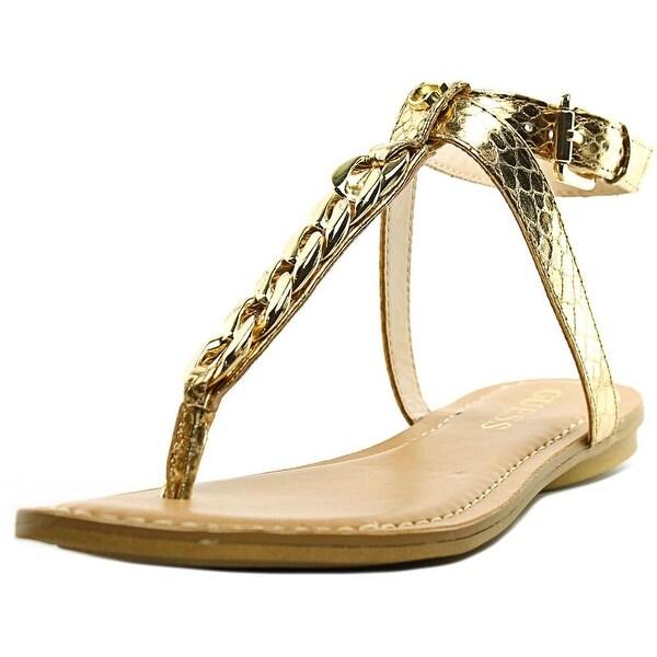 Guess Gurri Open-Toe Synthetic Slingback Sandal