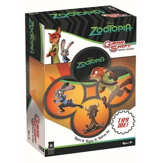 GearShift Puzzle Zootopia Game