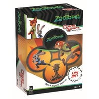 GearShift Puzzle Zootopia Game, Kids Movies by University Games