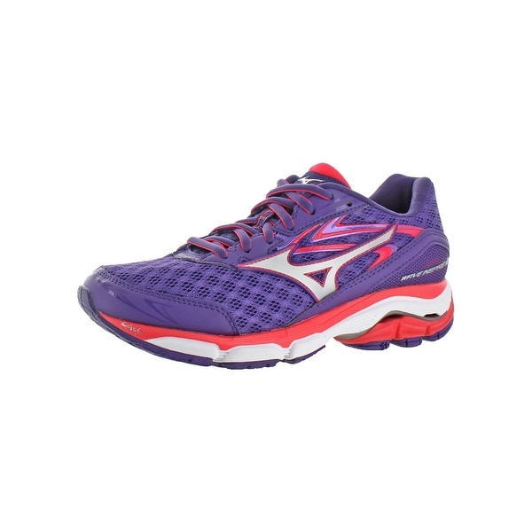 Mizuno Womens Wave Inspire 12 Running Shoes Trainer Smooth Ride - 6 medium (b,m)