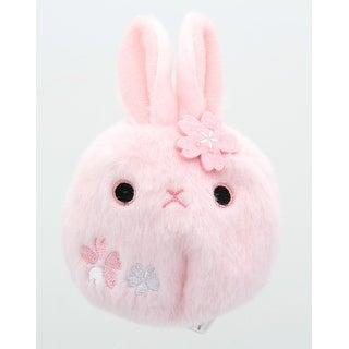 "Rabi Dango 3"" Plush Series 1: Pink Bunny - multi"