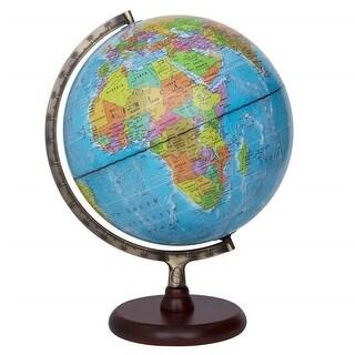 Waypoint Geographic WP21002 Navigator II Illuminated Desktop Globe