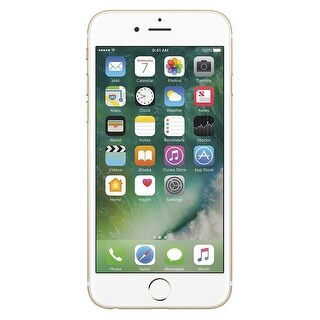 Apple iPhone 6s 32GB Unlocked GSM 4G LTE Dual-Core Phone w/ 12MP Camera - Gold (Refurbished)