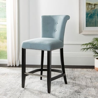 Safavieh Addo Sky Blue Ring Counterstool