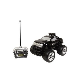 Platinum Collection Rally Stomper Radio Controlled All-Terrain Vehicle, Black