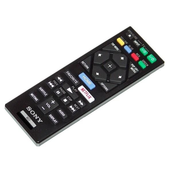 OEM Sony Remote Control: BDPS1500, BDP-S1500, BDPS3500, BDP-S3500, BDPS5500, BDP-S5500, BDPS6500, BDP-S6500