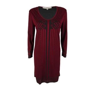 Studio M Women's Scoop Neck Dress