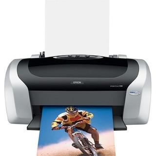 Epson Stylus C88+ Color Printer Stylus C88+ Color Printer