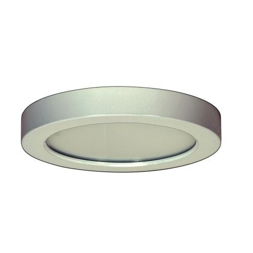 Nuvo Lighting S9339 Blink 1 Light LED Energy Star Flush Mount Ceiling Fixture - 9 Inches Wide