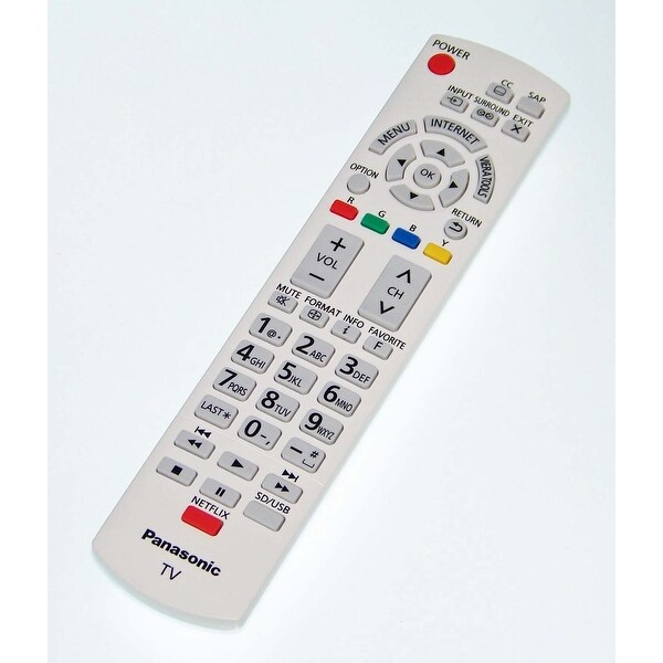 OEM LG Remote Control Originall Shipped With: TC-32LEW56, TC32LEW56