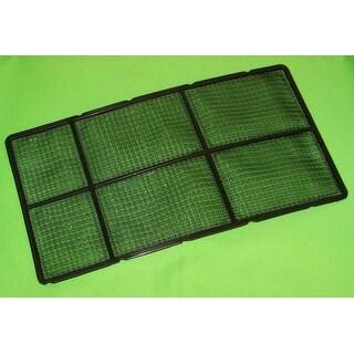 OEM Danby Air Conditioner Filter Originally Shipped With: DAC100EB2GDB, DAC120EB2GDB, DAC120EB4GDB